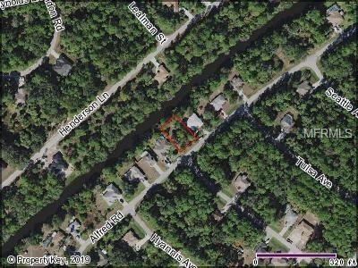 Alfred Road, North Port, FL 34286 (MLS #C7416141) :: Team 54