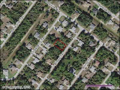 Allsup Terrace, North Port, FL 34286 (MLS #C7416323) :: The Duncan Duo Team