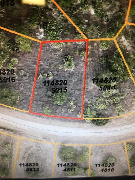 LOT 15 Gaskins Circle, North Port, FL 34288 (MLS #C7416532) :: White Sands Realty Group