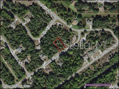 Gideon Street, North Port, FL 34288 (MLS #C7416571) :: The Edge Group at Keller Williams