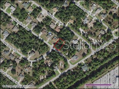 Nicollett Avenue, North Port, FL 34286 (MLS #C7416910) :: White Sands Realty Group