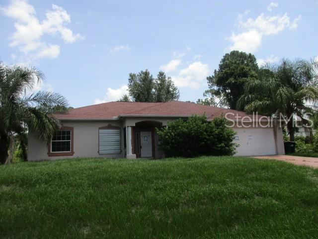 1214 Exotic Avenue, North Port, FL 34288 (MLS #C7417216) :: Burwell Real Estate
