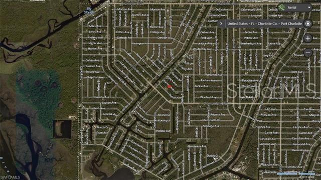 12496 Harlow Avenue, Port Charlotte, FL 33953 (MLS #C7417227) :: The Edge Group at Keller Williams