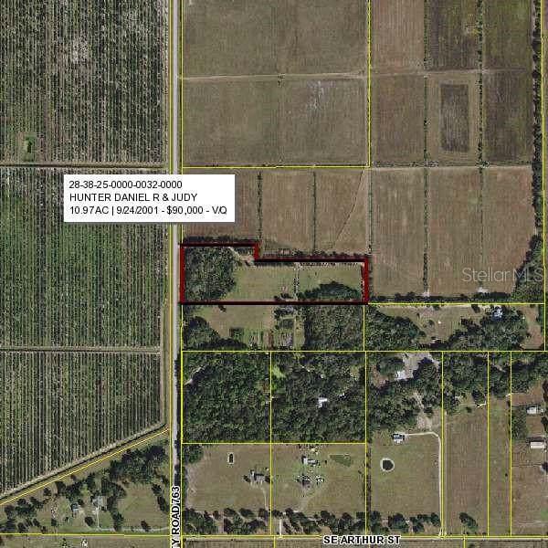 5692 SE County Road 763, Arcadia, FL 34266 (MLS #C7418116) :: Medway Realty