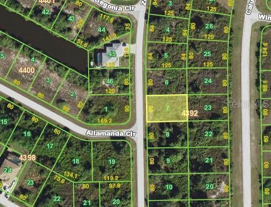 9560 Zorn Street, Port Charlotte, FL 33981 (MLS #C7418400) :: Mark and Joni Coulter | Better Homes and Gardens