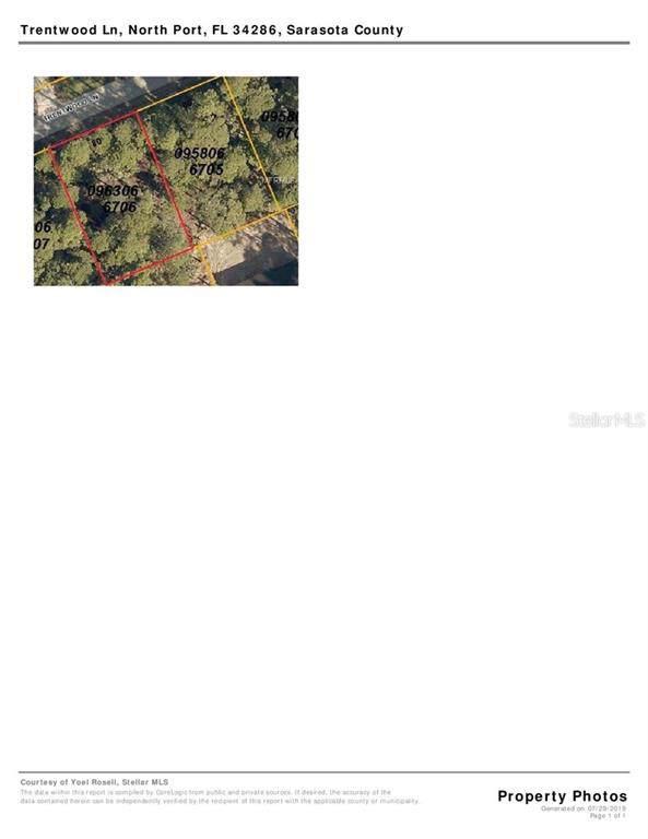 Trentwood Lane, North Port, FL 34286 (MLS #C7418421) :: Remax Alliance