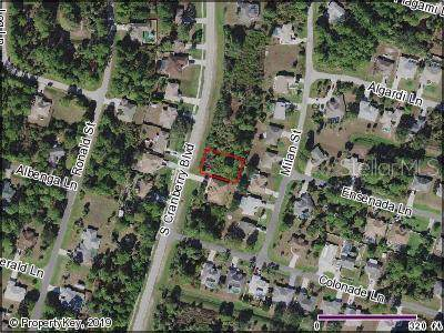 S Cranberry Boulevard, North Port, FL 34286 (MLS #C7419223) :: Cartwright Realty