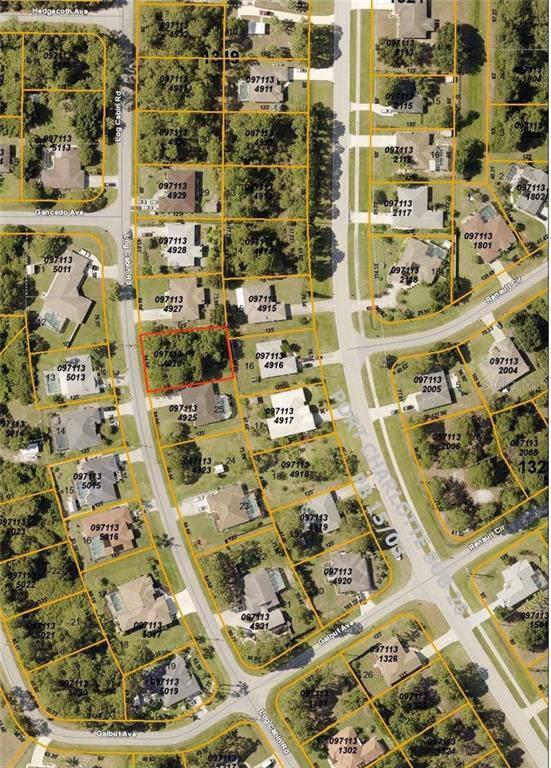 Log Cabin Road, North Port, FL 34291 (MLS #C7419898) :: The Duncan Duo Team