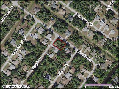 Beeville Ave / Allsup Terrace, North Port, FL 34286 (MLS #C7420042) :: Griffin Group