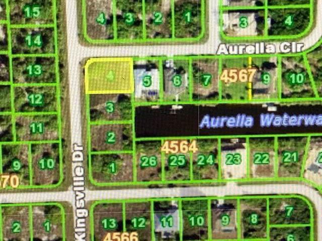 10056 Kingsville Drive, Port Charlotte, FL 33981 (MLS #C7420251) :: Bustamante Real Estate