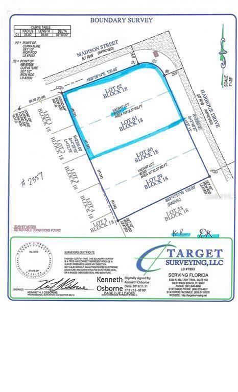 2357 Harbour Drive, Punta Gorda, FL 33983 (MLS #C7420463) :: Gate Arty & the Group - Keller Williams Realty Smart
