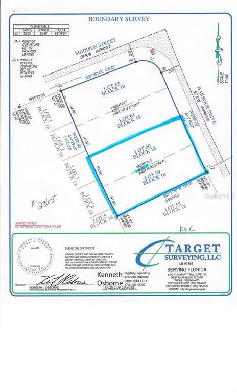 2365 Harbour Drive, Punta Gorda, FL 33983 (MLS #C7420468) :: Gate Arty & the Group - Keller Williams Realty Smart