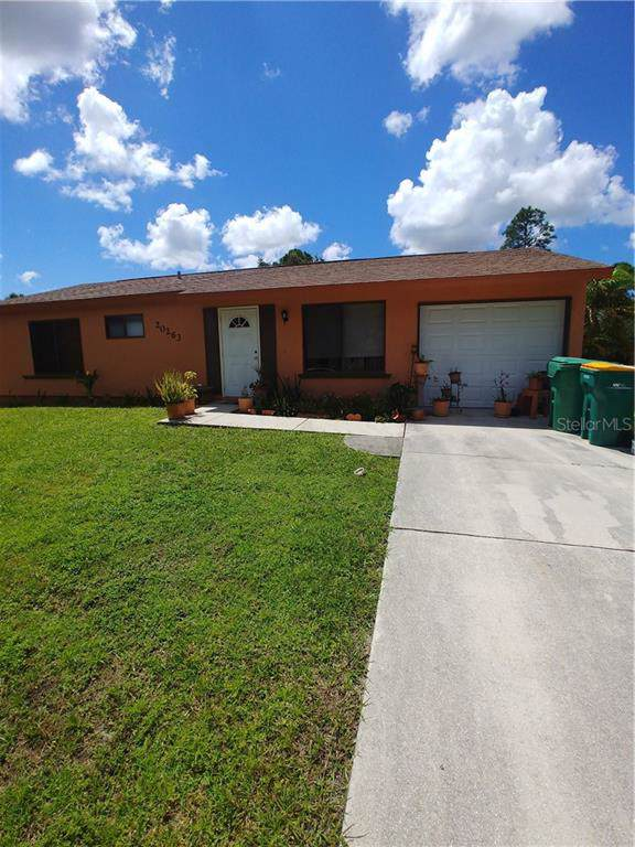 20263 Lorenzo Avenue, Port Charlotte, FL 33952 (MLS #C7420494) :: The Brenda Wade Team