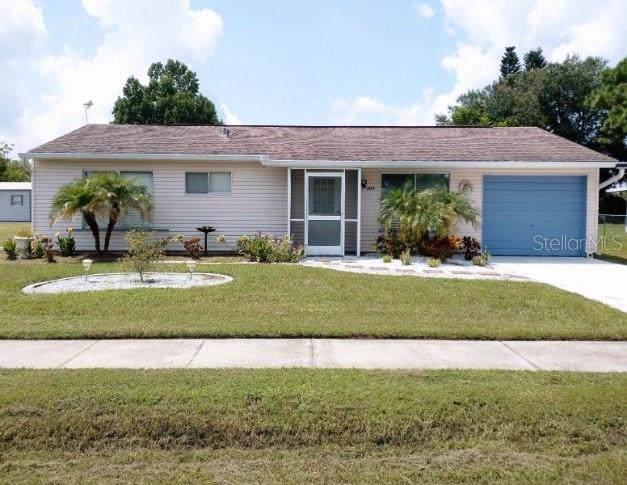 3177 Idlewood Street, North Port, FL 34287 (MLS #C7420585) :: Griffin Group