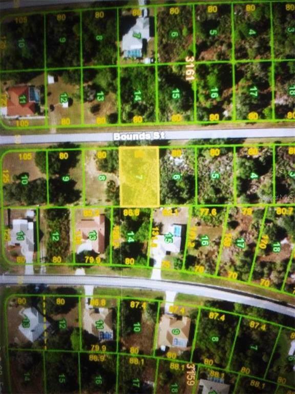 506 Bounds Street, Port Charlotte, FL 33954 (MLS #C7421258) :: Rabell Realty Group