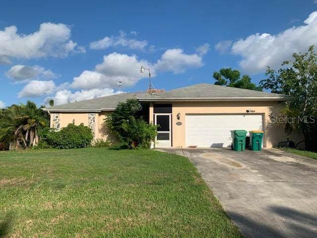 3410 Vasco Street, Punta Gorda, FL 33950 (MLS #C7421430) :: Delgado Home Team at Keller Williams