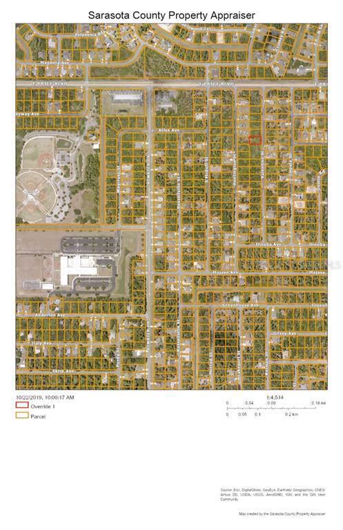Valentine Street, North Port, FL 34288 (MLS #C7421798) :: Team Bohannon Keller Williams, Tampa Properties