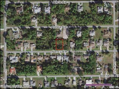 23200 Nancy Avenue, Port Charlotte, FL 33952 (MLS #C7422414) :: The Robertson Real Estate Group