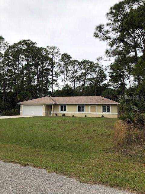 5329 Citron Road, North Port, FL 34286 (MLS #C7423190) :: Carmena and Associates Realty Group