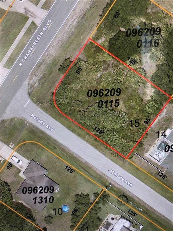 LOT 15 Melody Avenue, North Port, FL 34286 (MLS #C7423266) :: Team Bohannon Keller Williams, Tampa Properties