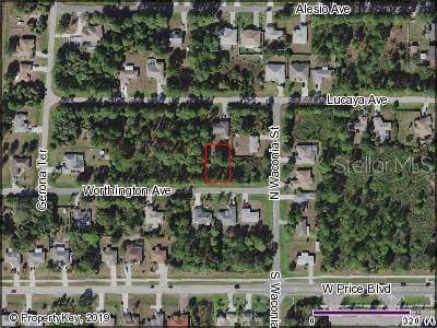 Worthington Avenue, North Port, FL 34286 (MLS #C7423470) :: Medway Realty