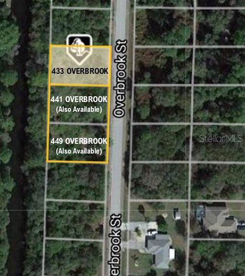 433 Overbrook Street, Port Charlotte, FL 33954 (MLS #C7423922) :: Griffin Group