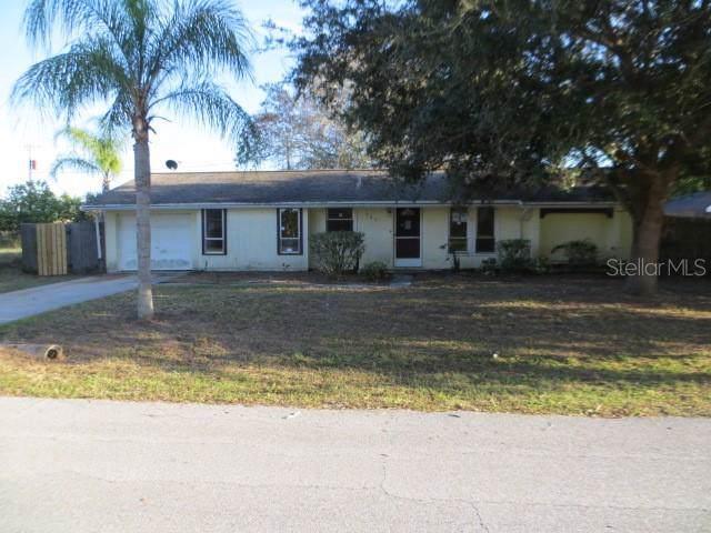 721 Dobell Terrace NW, Port Charlotte, FL 33948 (MLS #C7424432) :: Baird Realty Group