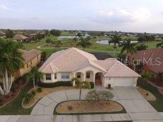 347 Monaco Drive, Punta Gorda, FL 33950 (MLS #C7424435) :: Burwell Real Estate