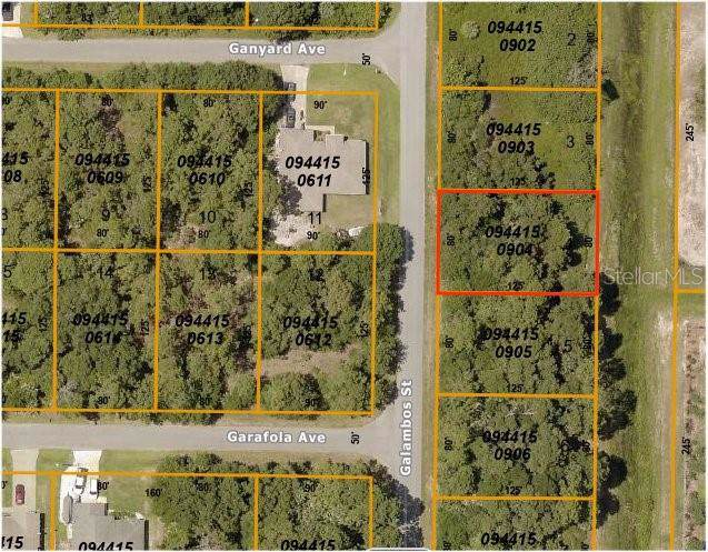 Galambos Street, North Port, FL 34291 (MLS #C7424446) :: The Duncan Duo Team