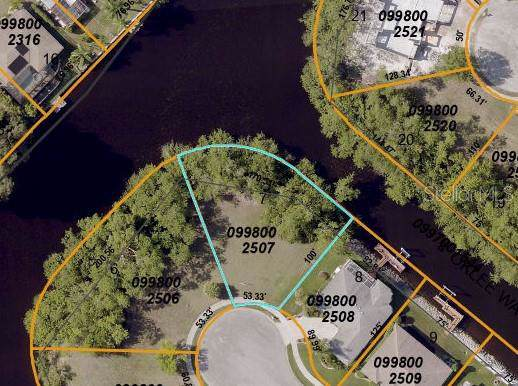 Lamar Court, North Port, FL 34287 (MLS #C7424458) :: Team Bohannon Keller Williams, Tampa Properties