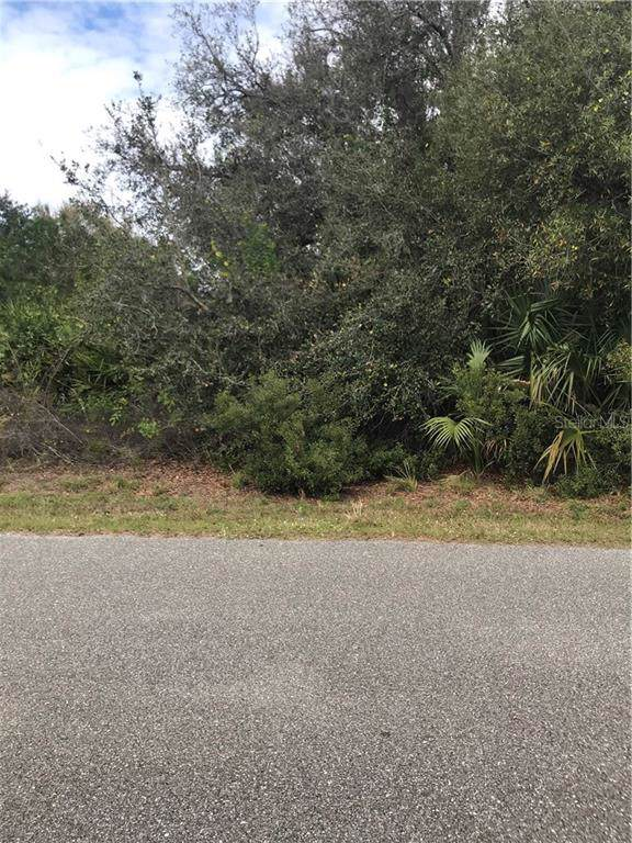 Lamplighter Avenue, North Port, FL 34287 (MLS #C7424646) :: The Price Group