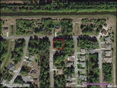 Amnesty Drive / Pierpoint Street, North Port, FL 34288 (MLS #C7424700) :: Bustamante Real Estate