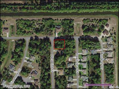 Amnesty Drive / Pierpoint Street, North Port, FL 34288 (MLS #C7424700) :: Lockhart & Walseth Team, Realtors