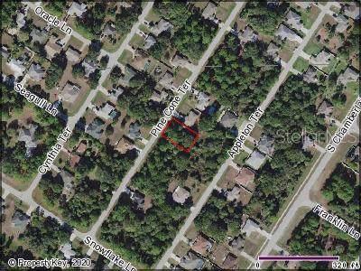 Pine Cone Terrace, North Port, FL 34286 (MLS #C7424757) :: GO Realty