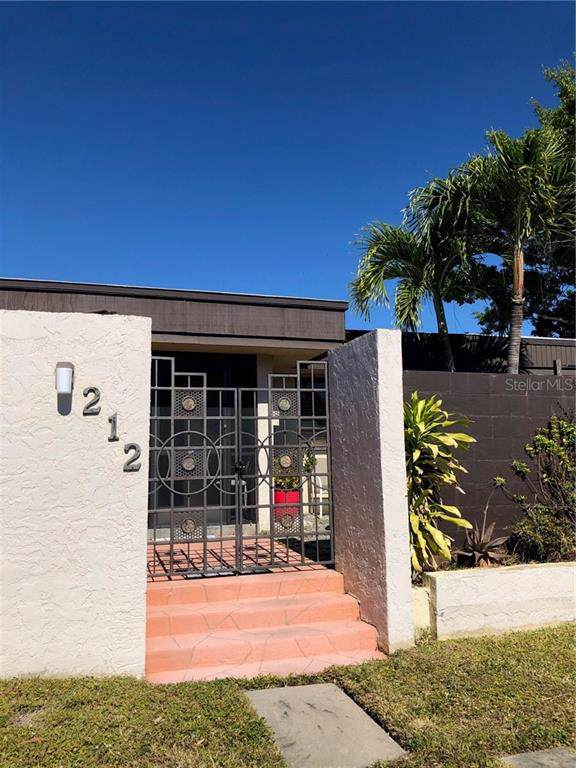 212 W Henry Street #212, Punta Gorda, FL 33950 (MLS #C7425083) :: 54 Realty