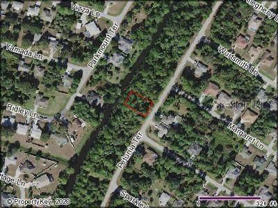 Petunia Terrace, North Port, FL 34286 (MLS #C7426047) :: Homepride Realty Services