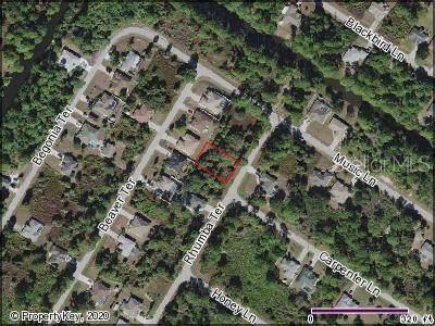 Rhumba Terrace, North Port, FL 34286 (MLS #C7426052) :: Homepride Realty Services