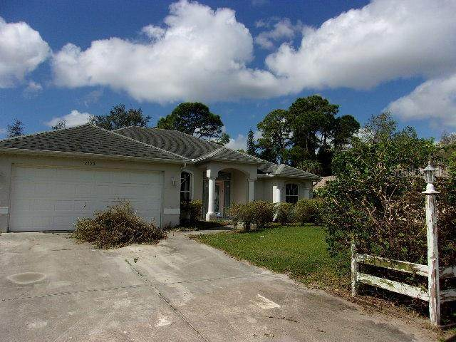 2173 S Salford Boulevard, North Port, FL 34287 (MLS #C7426133) :: Zarghami Group