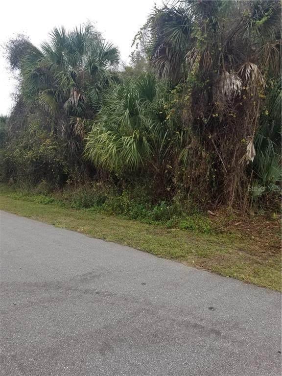 Zodiac Street, North Port, FL 34288 (MLS #C7426166) :: Lovitch Group, LLC