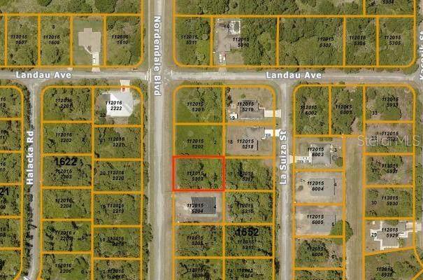 Lot 3 Nordendale Boulevard, North Port, FL 34288 (MLS #C7426180) :: Lovitch Group, LLC