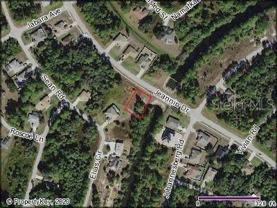 Jeannin Drive, North Port, FL 34288 (MLS #C7426337) :: Lovitch Group, LLC