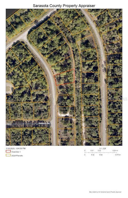Hamerton Road, North Port, FL 34288 (MLS #C7426974) :: Premier Home Experts