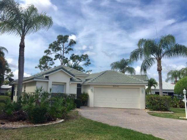 2041 Big Pass Lane, Punta Gorda, FL 33955 (MLS #C7427053) :: The Heidi Schrock Team