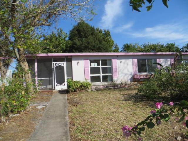 2596 Starlite Lane, Port Charlotte, FL 33952 (MLS #C7427828) :: Keller Williams Realty Peace River Partners