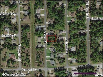 Dinsmore Street, North Port, FL 34288 (MLS #C7427888) :: Keller Williams Realty Peace River Partners