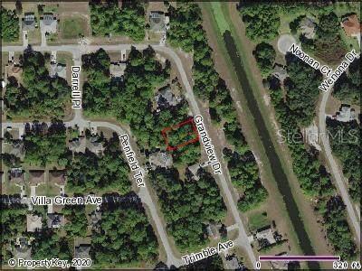 Grandview Drive, North Port, FL 34288 (MLS #C7427898) :: GO Realty