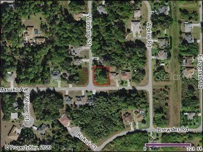 Masuko Avenue, North Port, FL 34288 (MLS #C7427901) :: Keller Williams Realty Peace River Partners