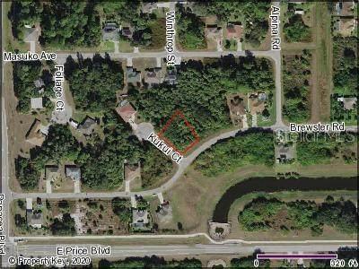 Brewster Road, North Port, FL 34288 (MLS #C7427905) :: Keller Williams Realty Peace River Partners