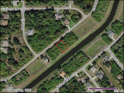 Brewster Road, North Port, FL 34288 (MLS #C7427908) :: Sarasota Home Specialists