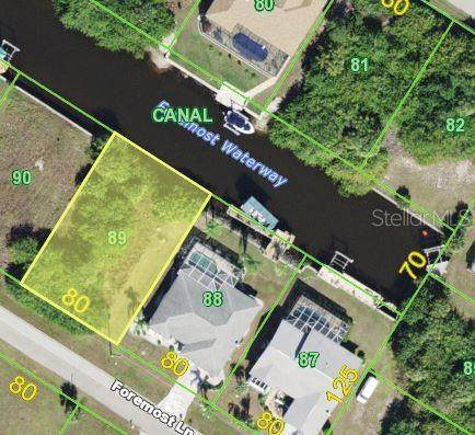 17390 Foremost Lane, Port Charlotte, FL 33948 (MLS #C7428116) :: The Duncan Duo Team